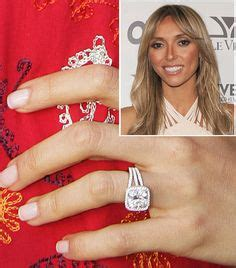 1000 images about giuliana rancic on pinterest boutique 1000 images about celebrity engagement rings on