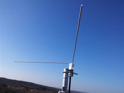 lna for all diy 137 mhz wx sat v dipole antenna