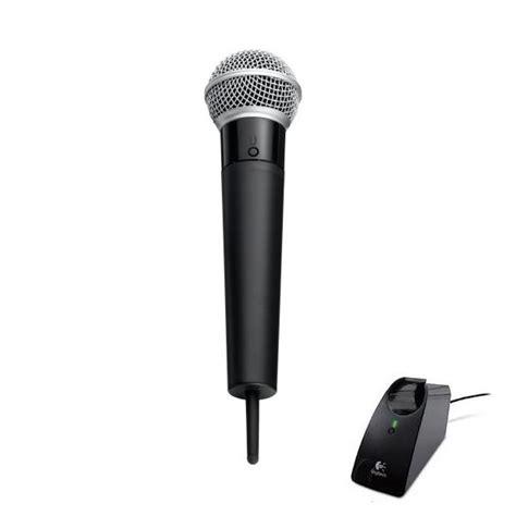 Microphone Mic Wireless Wisdom Q5 logitech wireless microphone