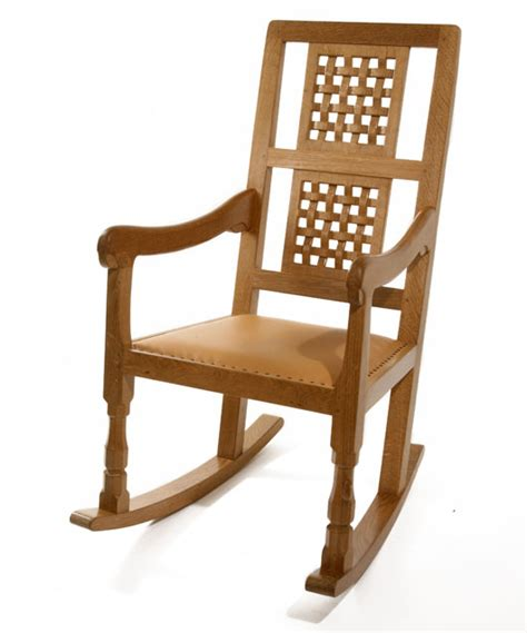 Solid Oak Rocking Chair by Solid Oak Rocking Chair Ch030 Shop