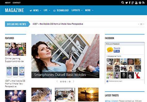 design magazine theme five top seo friendly wordpress themes to use in 2015 itx