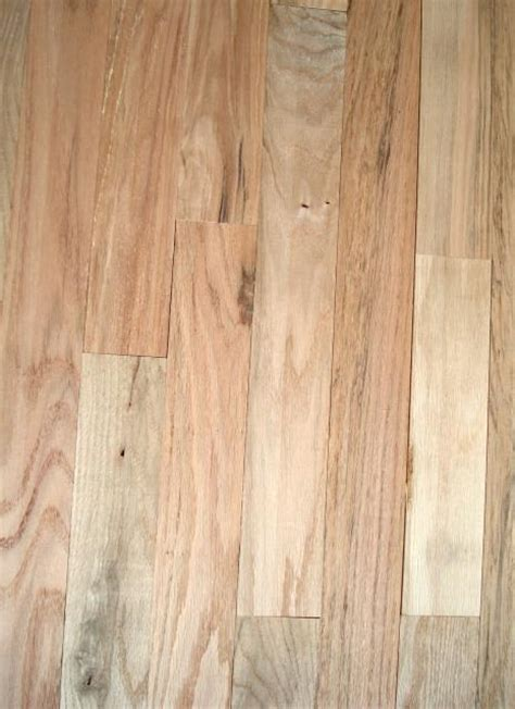 Unfinished Oak Hardwood Flooring Henry County Hardwoods Unfinished Solid Oak Hardwood Flooring 2 Common 3 4 Inch Thick X 3 1