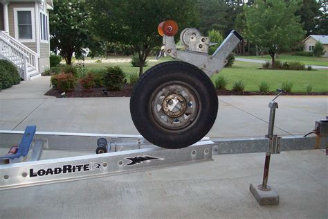 boat trailer tires and wheels near me 2001 loadrite 7300 lb boat trailer for sale obx area