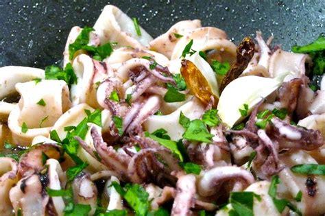 cucinare calamari surgelati come cucinare i calamari dissapore