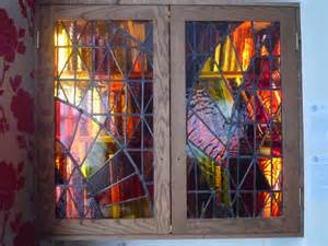 Antique Stained Glass Door 301 Moved Permanently