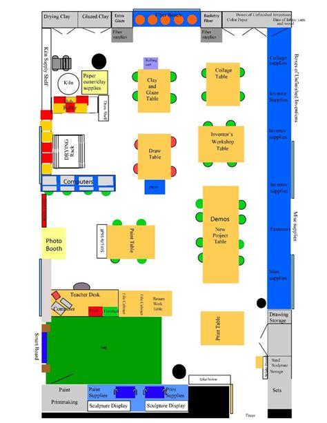 preschool classroom layout maker 25 best ideas about art classroom layout on pinterest