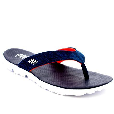 skechers sandals for skechers on the go flow toe post thongs foam