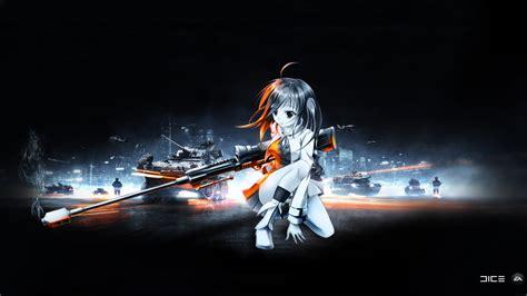 google bf3 wallpaper girl gun girl battlefield3 by kix0 on deviantart