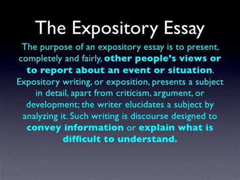 Expository Definition Essay Topics by Research Expository Essay Meaning Reportthenews202 Web Fc2