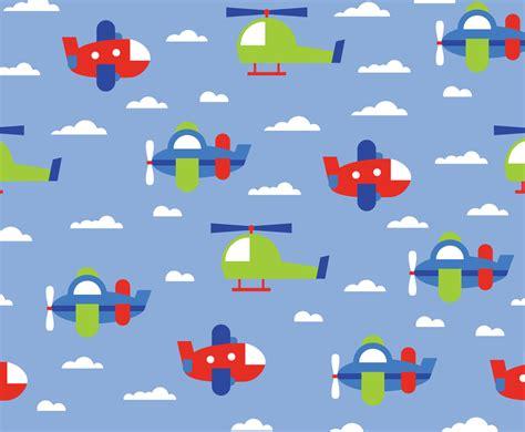 pattern airplane cartoon airplane sky pattern vector vector art graphics