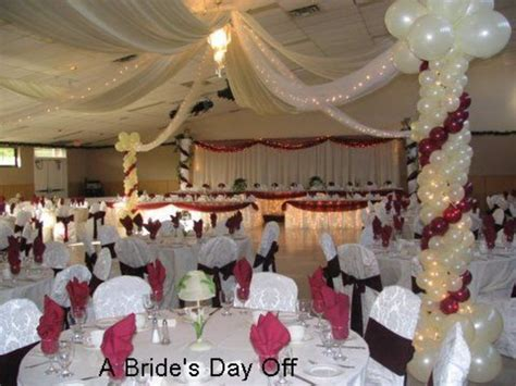 hall decoration vee s blog a simple way to decorate your wedding