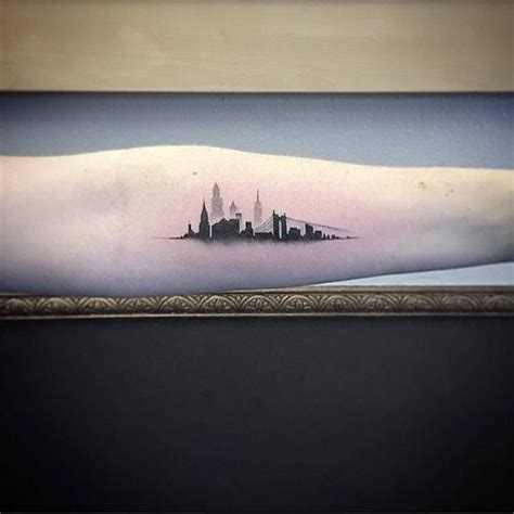 watercolor tattoo new york 25 best ideas about new york on nyc