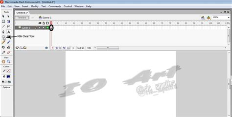 cara membuat powerpoint menggunakan flash cara membuat motion shape menggunakan macromedia flash 8