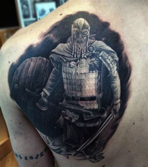 ultimate warrior tattoo 56 wonderful warrior tattoos designs and ideas collections