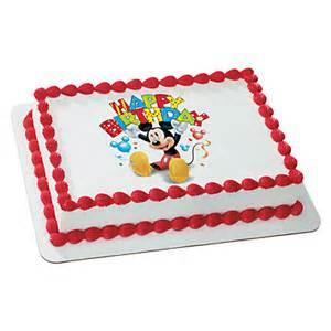25240 mickey mouse edible cake decoration2 desc best birthday cakes toronto 14 on best birthday cakes toronto