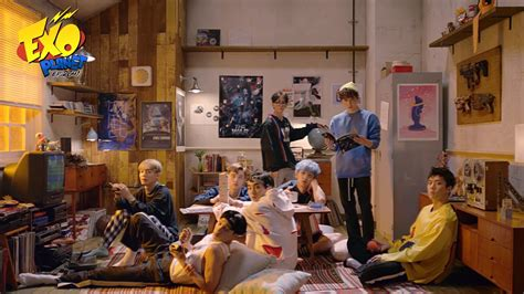 exo boomerang album of the day exo the war the power of music