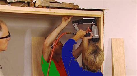 how to install closet door installing a new door jamb by yourself