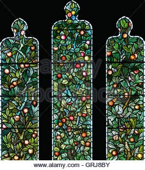 Elizabeth Morris Stained And Decorative Glass william morris stained glass st editha s church tamworth stock photo royalty free image