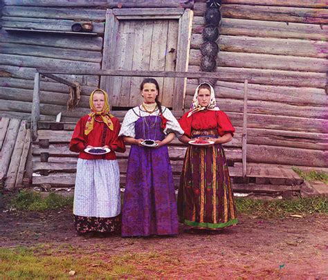 Pre Russian | early colour photographs give glimpse into life in russia