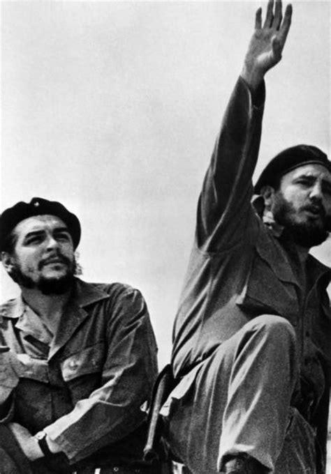 Fidel Castro et Che Guevara (1960)