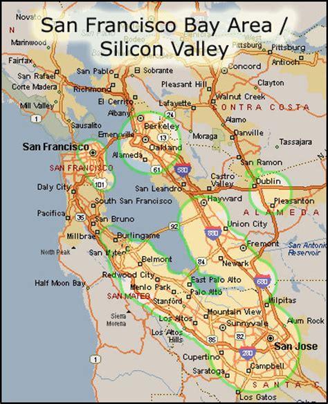 san jose county map san francisco bay area quotes quotesgram
