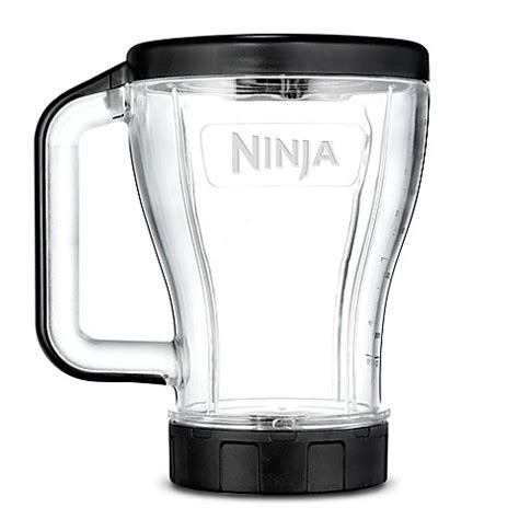 ninja blender bed bath and beyond nutri ninja 174 48 oz multi serve pitcher bed bath beyond