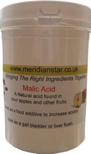 Malic Acid Aluminum Detox by Malic Acid Powder 180 Grams Nakosite