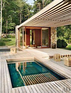 an airy connecticut poolhouse architectural digest 220 ber 1 000 ideen zu neuenglande h 228 user auf pinterest