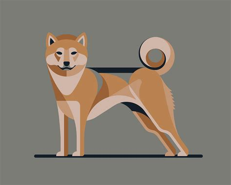 golden doodle goods dog breed illustrations dkng
