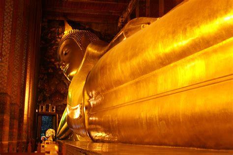 reclining budha bangkok bangkok wat pho temple of the reclining buddha