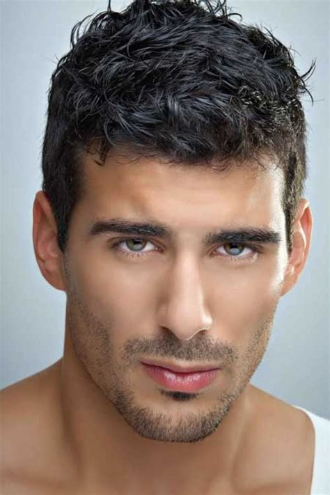 hairstyles for middle eastern men with short hair the best men s cuts for thick coarse hair beautyeditor