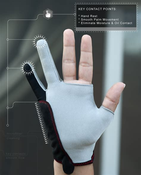 Drawing Glove by Dokiwear