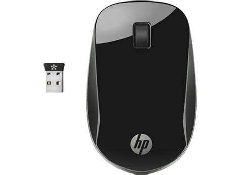 Mouse Hp hp wireless mouse z4000 black hp store uk