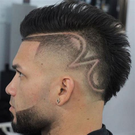 hairstyle cutting design 30 mohawk hairstyles for men
