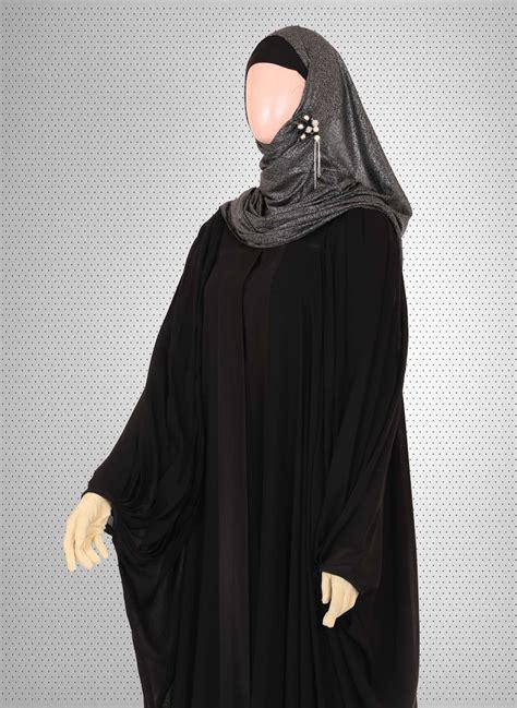 Jilbab Abaya Beautiful Butterfly Style Abaya Jilbab R 708