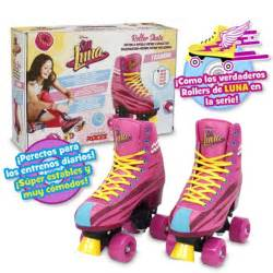 Light Up Skates Patines Soy Luna Disney Roller Skates Original Ebay