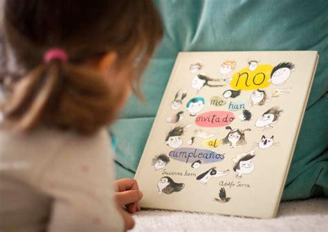 no me han invitado no me han invitado al cumplea 241 os un libro ilustrado de somos 8