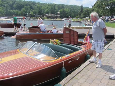 antique boat show boat show