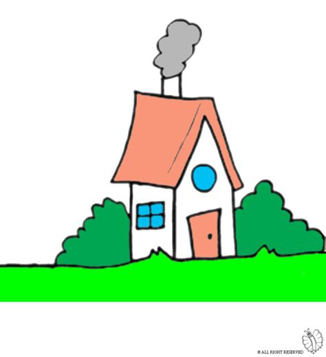 disegno casa disegno da colorare casetta disegni mammafelice disegni