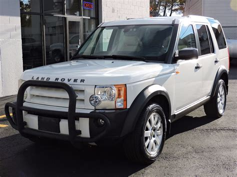 land rover lr3 service schedule used 2005 land rover lr3 se at auto house usa saugus
