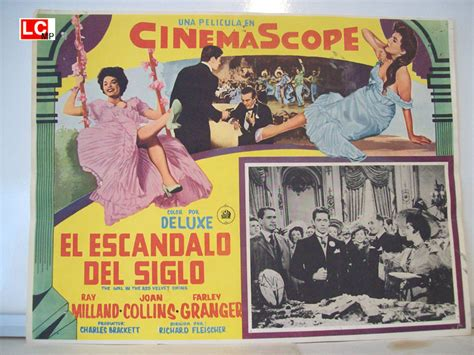 el escndalo quot el escandalo del siglo quot movie poster quot the in the red velvet swing quot movie poster