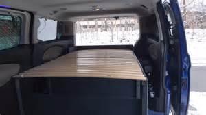 Jobs Online by Ford Transit Bett Ausbau 5 Kofferraumausbauten