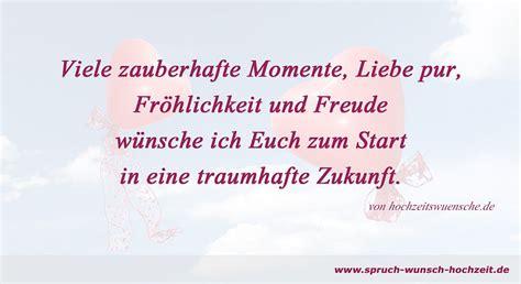 Hochzeit Spruch Karte by Hochzeitsw 252 Nsche Und Gl 252 Ckw 252 Nsche Zur Hochzeit