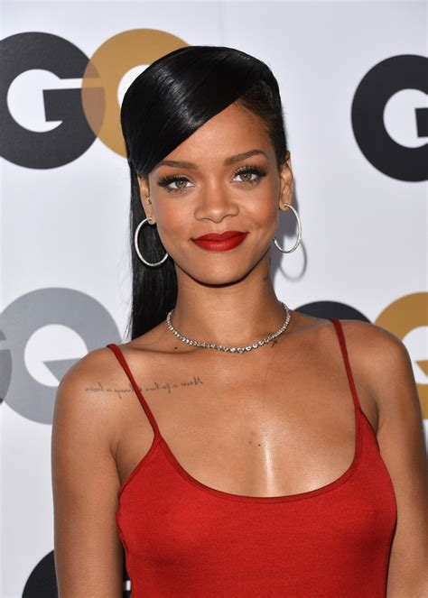 gq hairstyles for straight hair rihanna long hairstyle long dark straight hairstyle for
