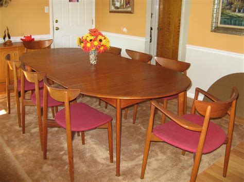teak dining room table and chairs marceladick