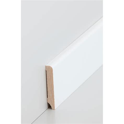weiße sockelleisten sockelleisten wei 223 holz holz sockelleiste kiefer 10 x 60