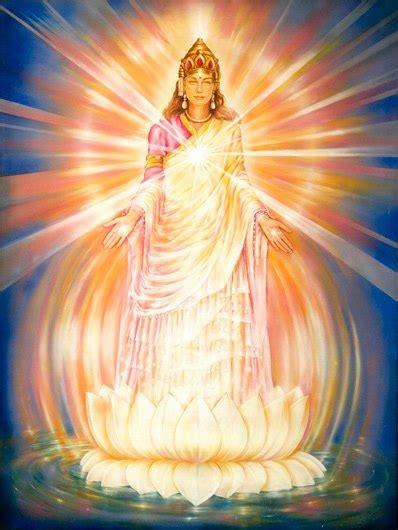 lade kundalini decreto a la diosa divina infinita luz dorada