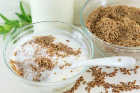 рецепт льна с кефиром для похудения