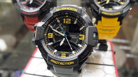 Casio G Shock Ga1000 Blackwhite live photos g shock ga 1000 fresh colors