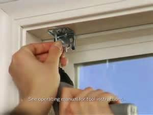 Vertical Blinds Bali Installing Mini Blinds Dremel Driver Youtube